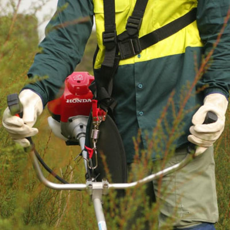 Honda Brushcutter UMK425 Bike