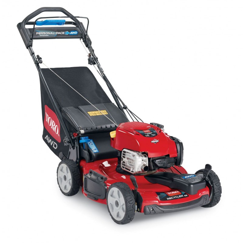 Toro Recycler Personal Pace All-Wheel Drive